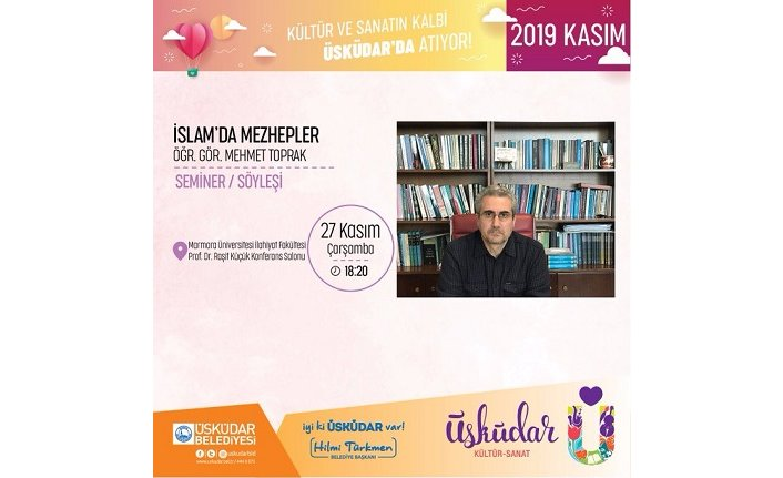 Seminer: İslamda Mezhepler