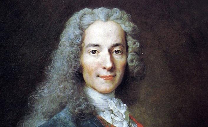 Voltaire'in bilmek cesareti