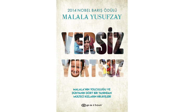 Yeni Kitap: Yersiz Yurtsuz