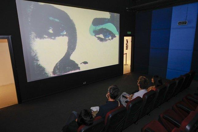 Andy Warhol Sergisinde McArt Talk Series