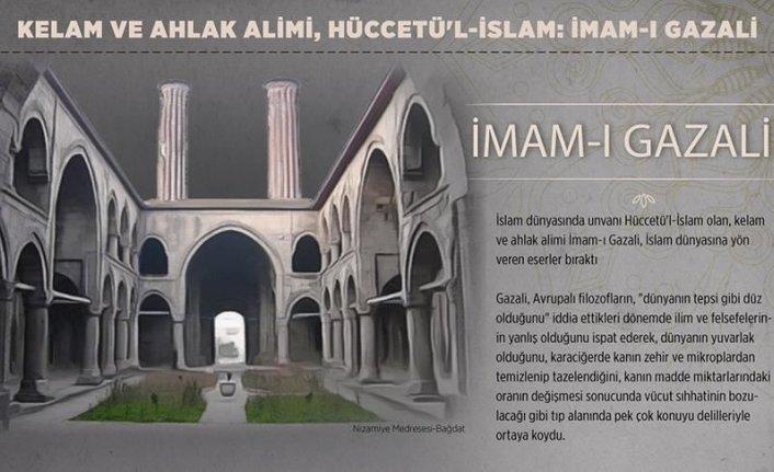 Büyük İslam alimi: İmam-ı Gazali