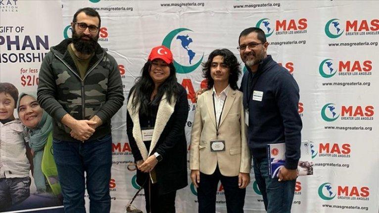 Diriliş Ertuğrul oyuncusu Meksikalı çiftin Müslüman olmasına vesile oldu