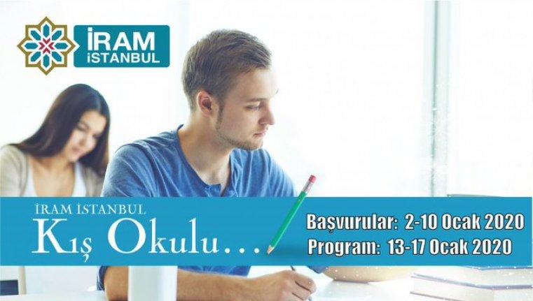 İRAM İstanbul Kış Okulu