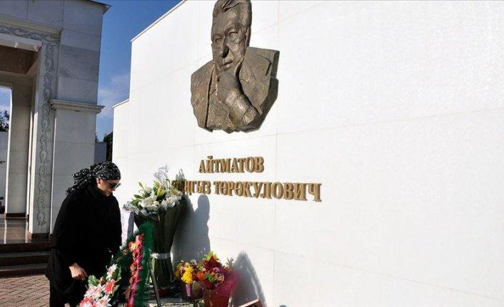 Kırgız yazar Aytmatov doğumunun 91. yılında anıldı