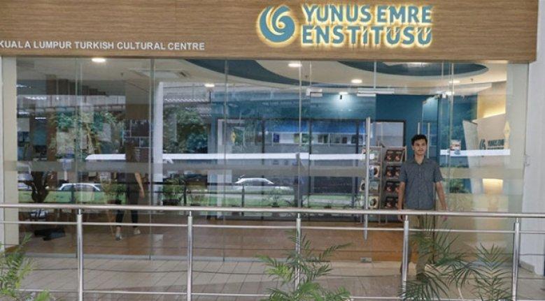 Malezya'daki Yunus Emre Enstitütüsü Türk Kültür Merkezi yarın açılıyor