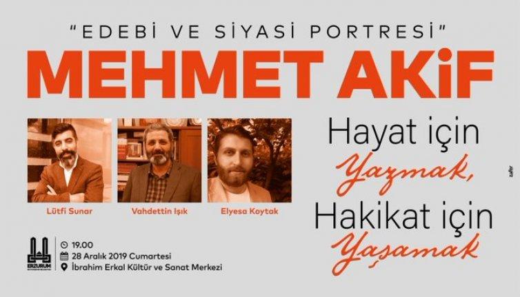 Mehmet Akif Ersoy: Edebi ve Siyasi Portresi