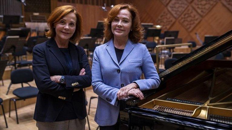 Piyanist Pekinel kardeşlerin albümü Uluslararası Klasik Müzik Ödülleri'ne aday