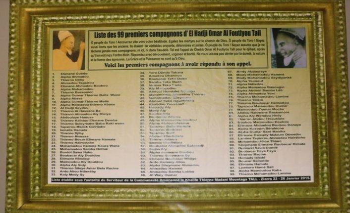 Senegal, emperyalizmle savaşan devlet adamı ve alim Hacı Ömer Tall'ı unutmuyor