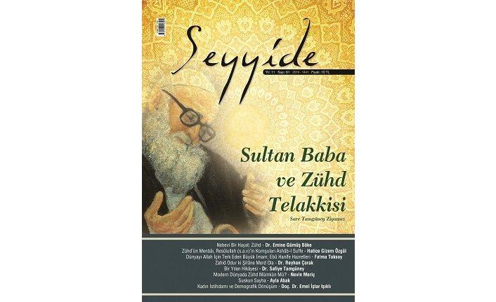 Seyyide Dergisi'nin 61. sayısı çıktı