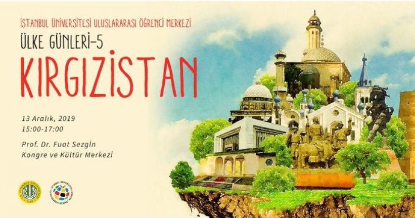 """Ülke Günleri-5: """"Kırgızistan"""""""