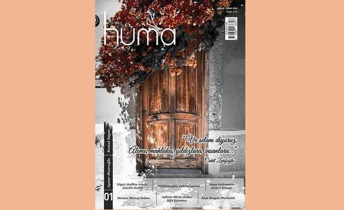 Üniversiteli gençlerin dergisi: Hüma