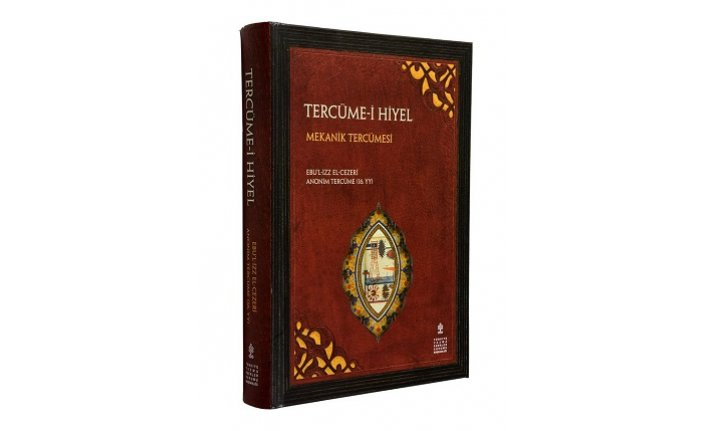 Yeni kitap: Tercüme-i Hiyel