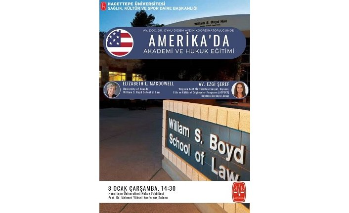 Amerika'da Akademi ve Hukuk Eğitimi