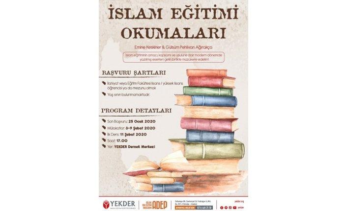 İslam Eğitimi Okumaları