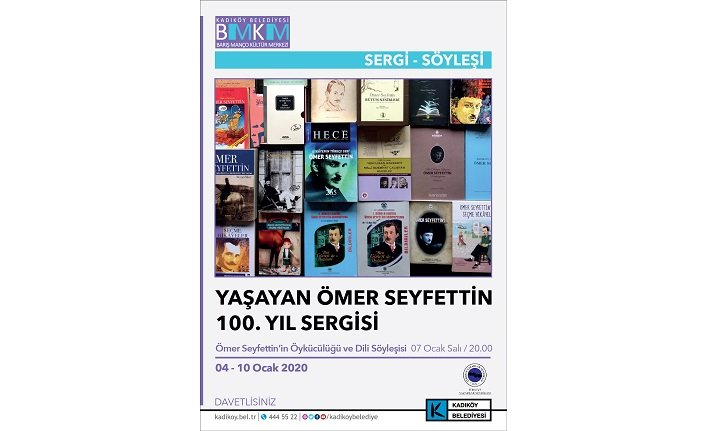 Ömer Seyfettin vefatının 100. yılında anılıyor
