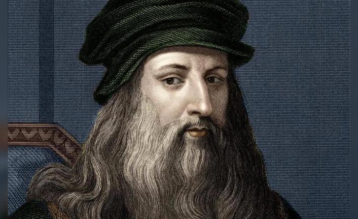 Şifreli eserleri, ilginç icatlarıyla çağına sığmayan bir dahi: Leonardo da Vinci