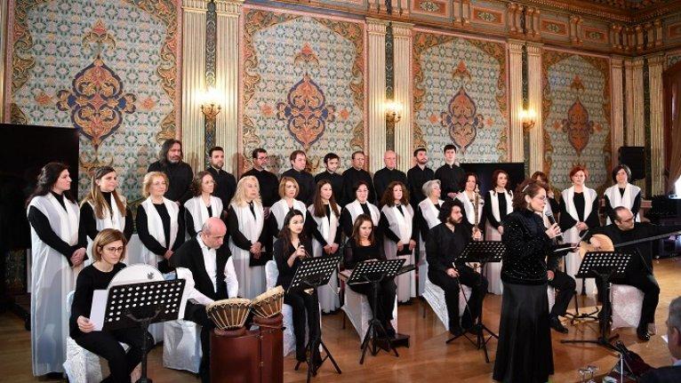 Türk Ocağı Ömürlü Musiki Topluluğu'ndan konser