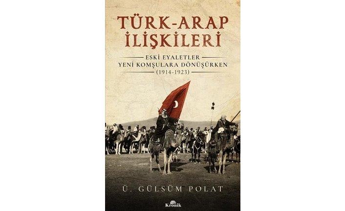Yeni kitap: Türk-Arap İlişkileri