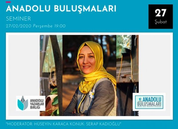 Anadolu Buluşmaları Konuşmaları