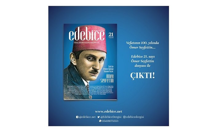 Edebice dergisinin Şubat sayısı çıktı