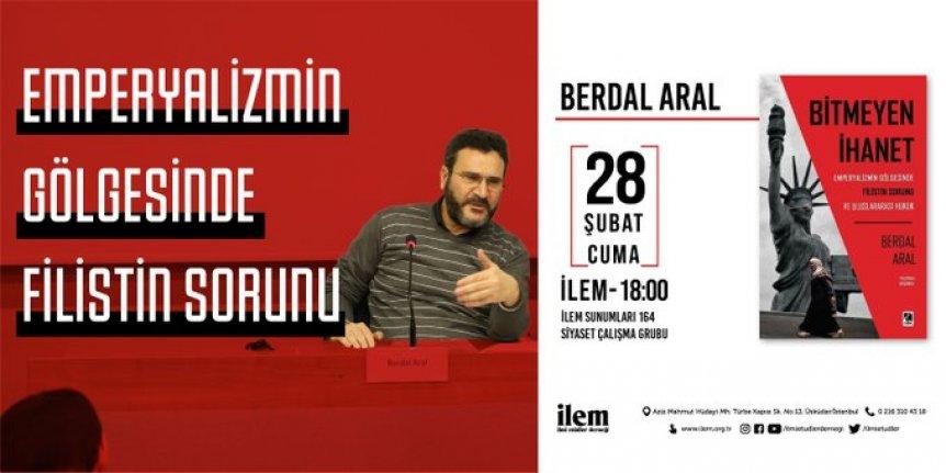 """İLEM Sunumları: """"Bitmeyen İhanet: Emperyalizmin Gölgesinde Filistin Sorunu ve Uluslararası Hukuk"""""""