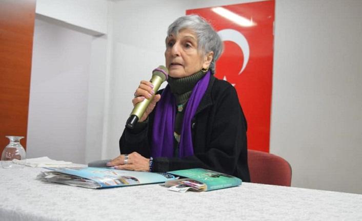 Selma Argon Ersoy dedesini anlattı