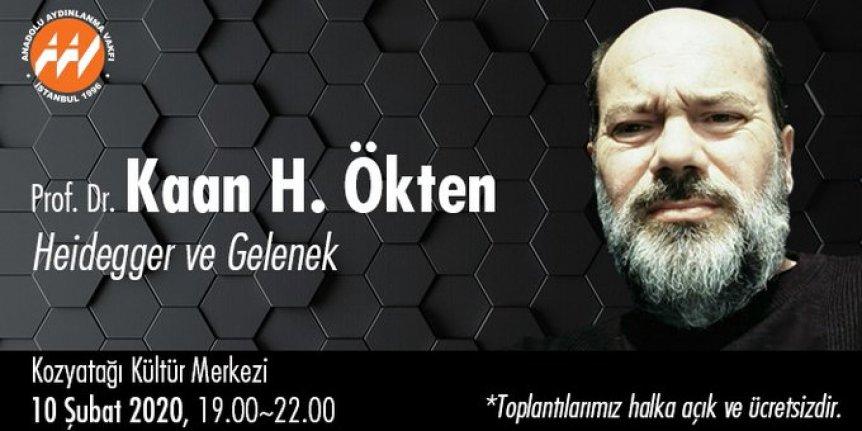 """Seminer: """"Heidegger ve Gelenek"""""""