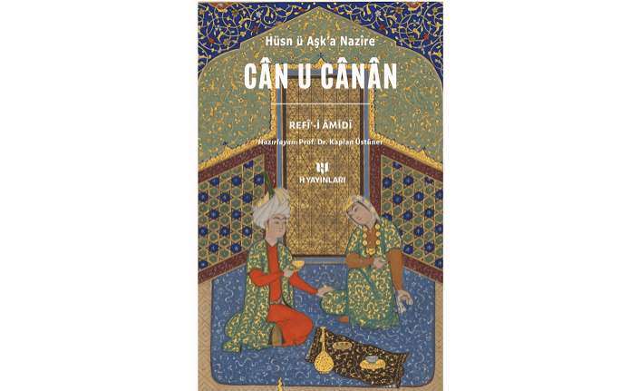 Yeni kitap: Cân u Cânân