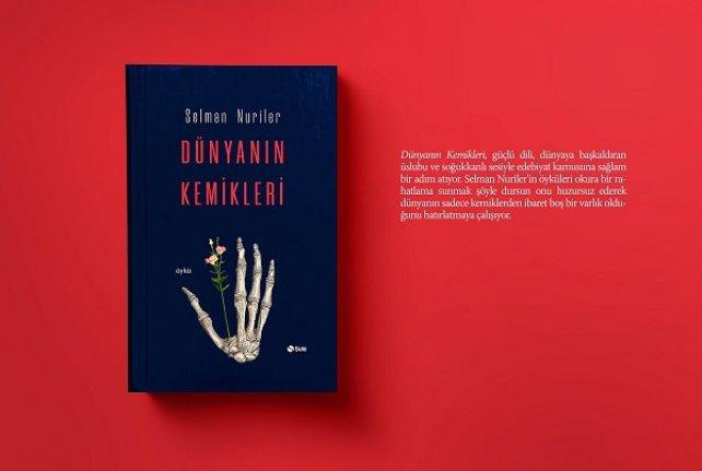Yeni kitap: Dünyanın Kemikleri