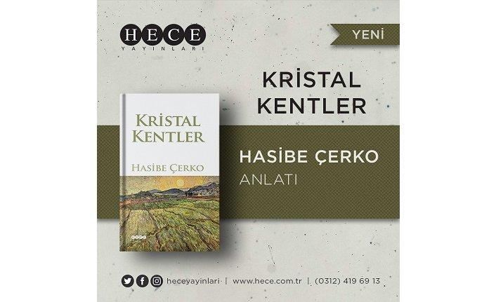 Yeni kitap: Kristal Kentler
