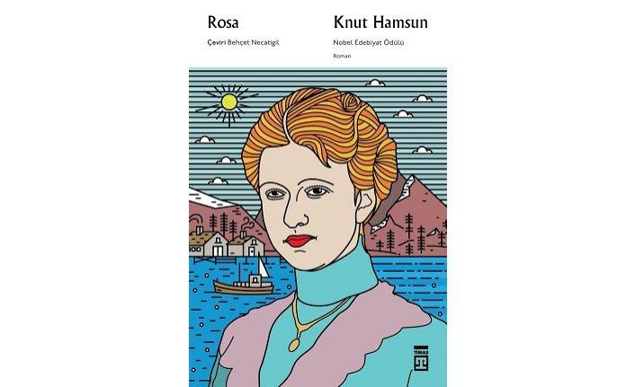 Yeni kitap: Rosa