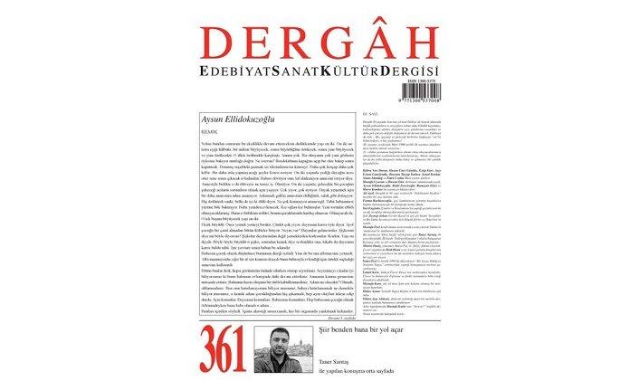 Dergâh dergisi 30 yaşında