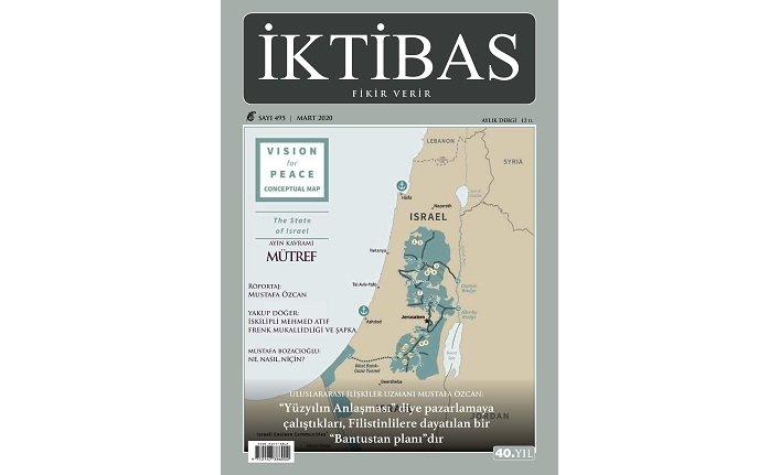 İktibas dergisinin Mart sayısı çıktı
