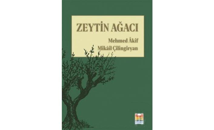 Mehmet Akif'in Zeytin Ağacı kitabı yayımlandı - Dünya Bizim Kültür Portalı