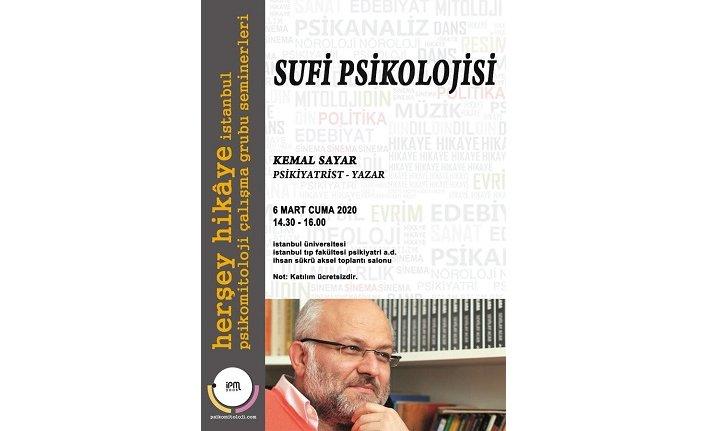 Seminer: Sufi Psikoloji