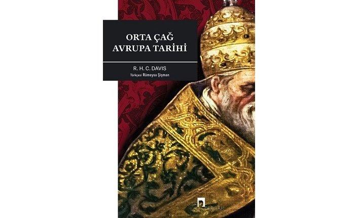Yeni kitap: Orta Çağ Avrupa Tarihi