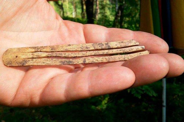 1.700 yıllık müzik enstrümanı bulundu