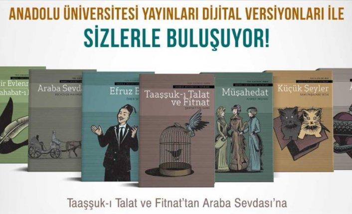 Anadolu Üniversitesi klasik Türk edebiyatı eserlerini dijital ortamda paylaştı