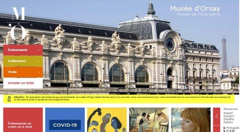 Orsay Müzesinin muhteşem koleksiyonu evinizde