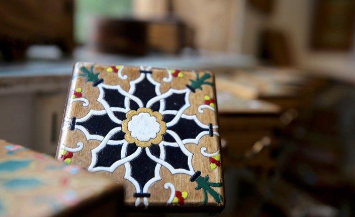 Asırlık sanat 'usta-çırak' ilişkisiyle geleceğe taşınıyor