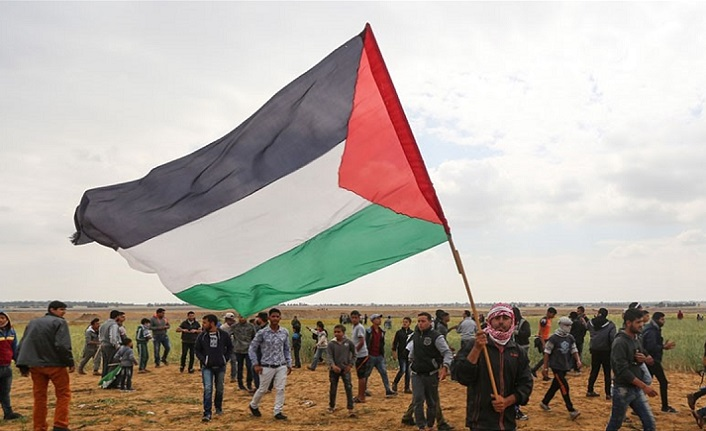 Filistin'in acıları filmlerde yaşıyor