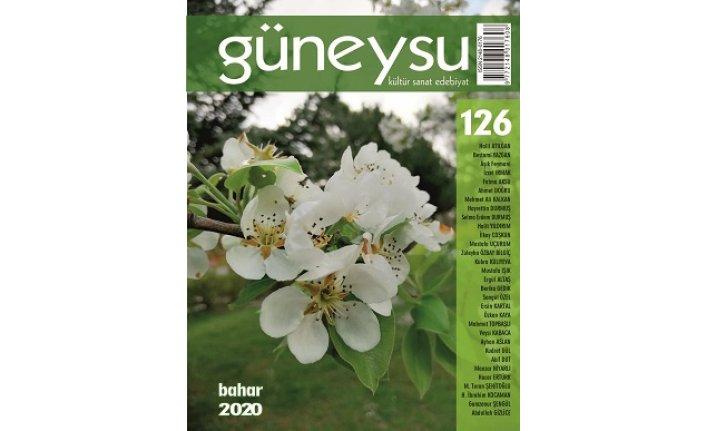 Güneysu dergisinin Mayıs sayısı çıktı