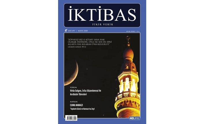 İktibas dergisinin yeni sayısı çıktı