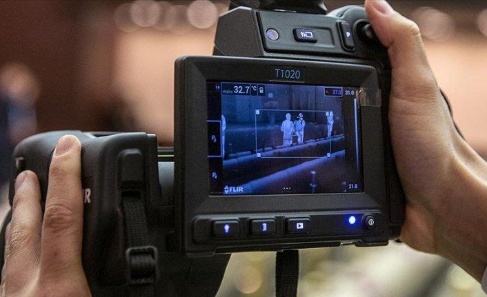 Müze ve ören yerlerine girişte termal kamera dönemi