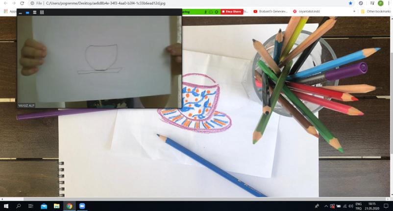 Çocuklar, Pera Müzesi sergilerini rehberli dijital turlarla keşfedecek