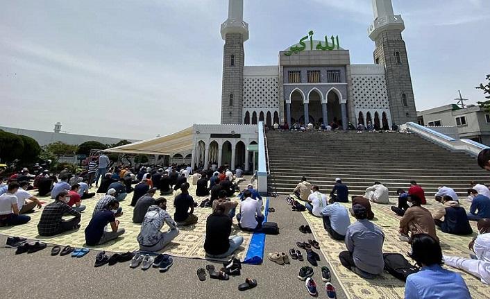 Güney Kore'de korona yüzünden buruk geçen bir Ramazan ve bayram