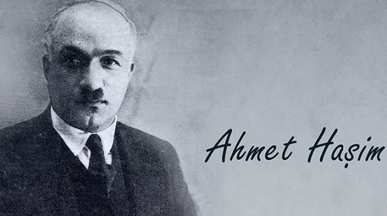 Hangi Ahmet Haşim?