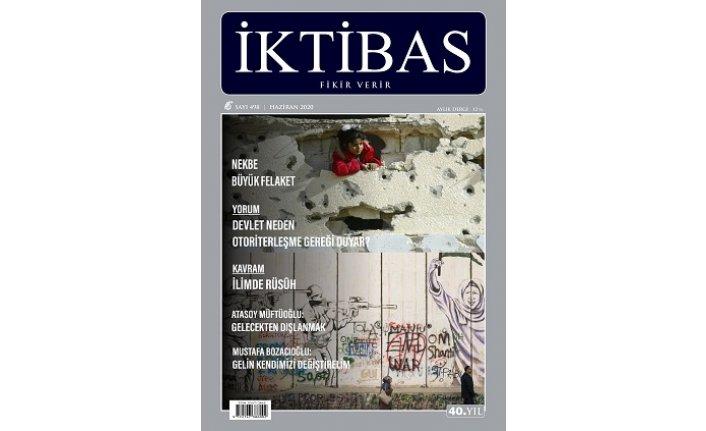 İktibas'ın Haziran sayısı çıktı