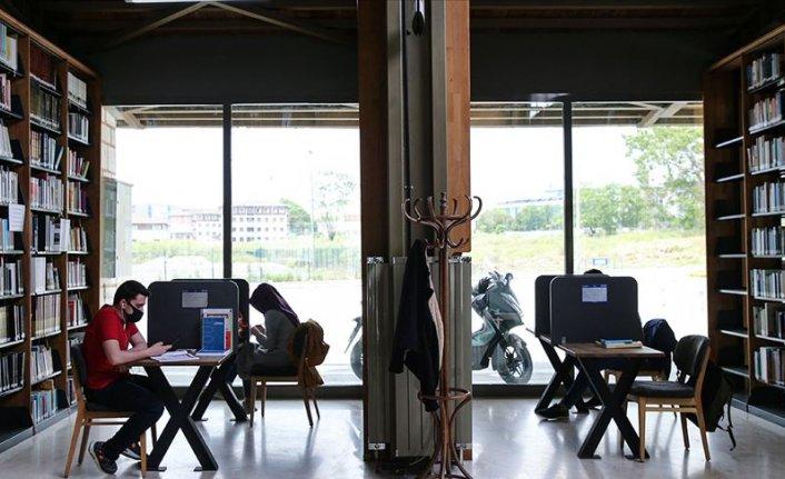 Türkiye'de 32 bin 411 kütüphane faaliyet gösteriyor