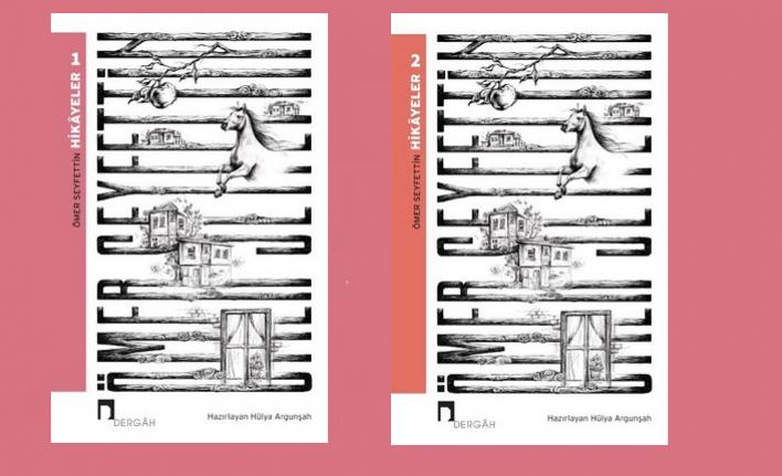 Dergâh Yayınları, Ömer Seyfettin'in bütün eserlerini bir araya topladı
